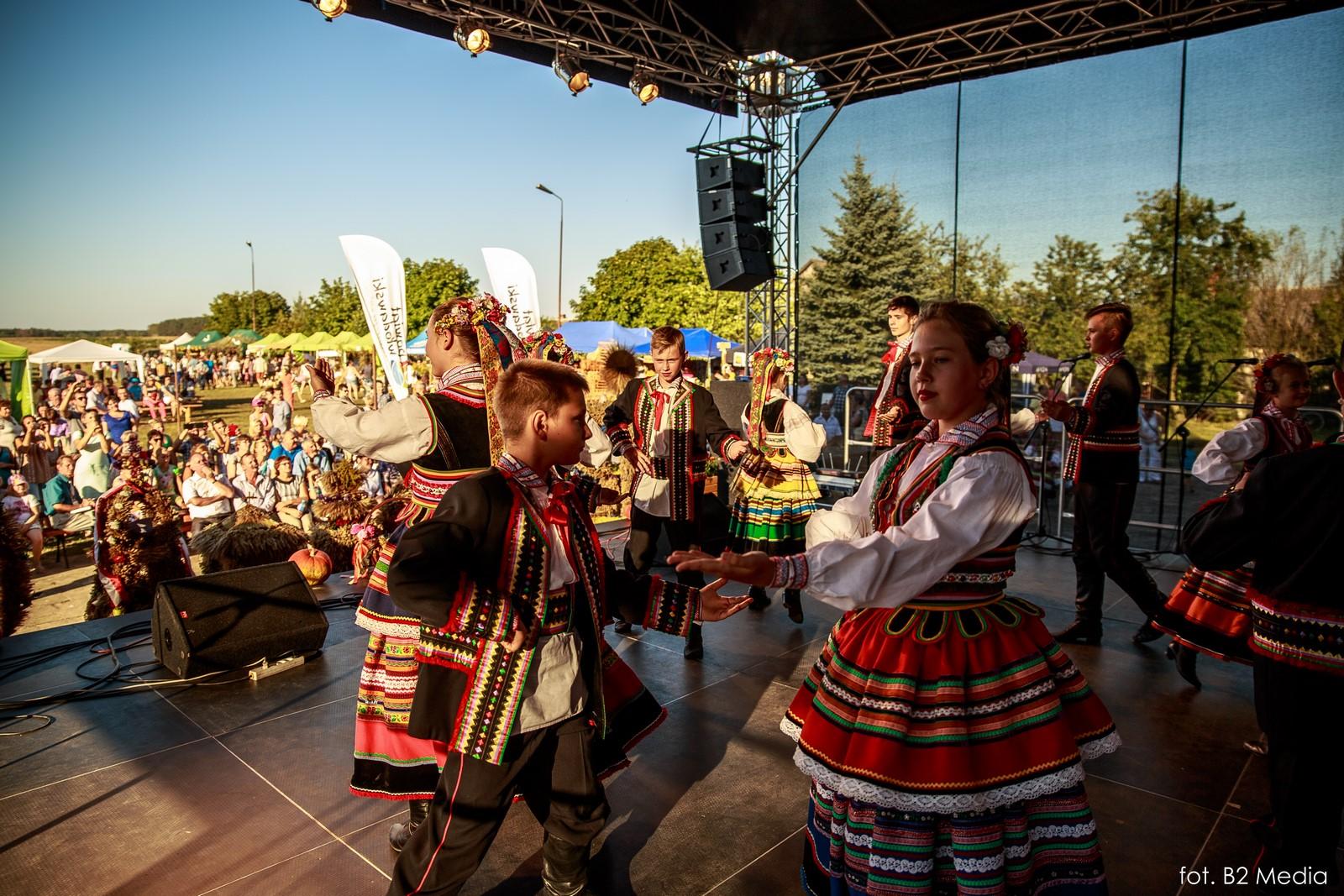 Fotografia eventowa - Dożynki Powiatu Włodawskiego