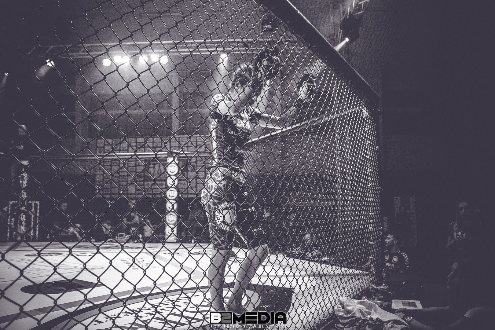 Fotografia sportowa - Gala MMA - MAC 1