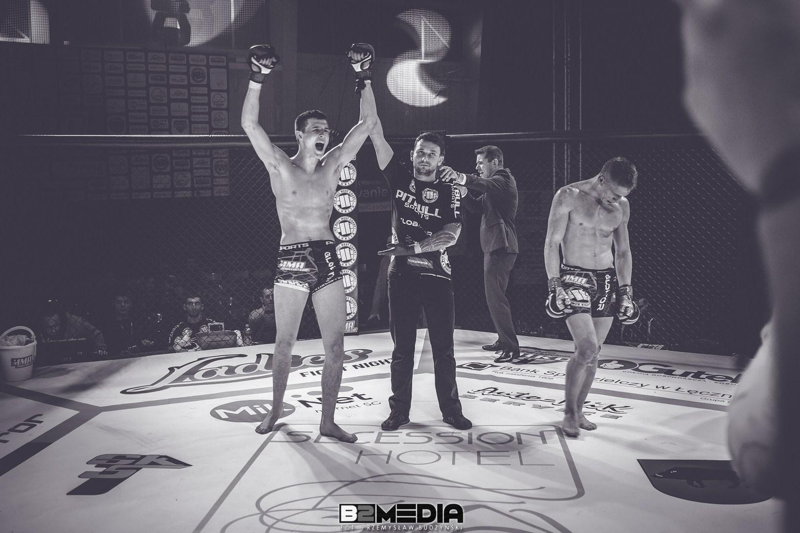 Fotografia sportowa - MAC 1 – GALA MMA